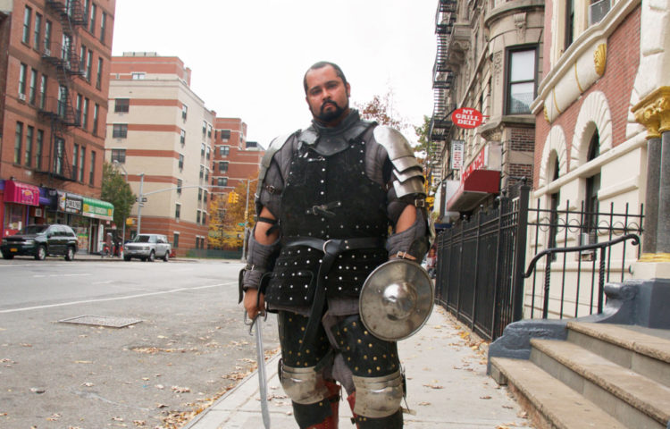Armored Combat League Sword Class Nyc