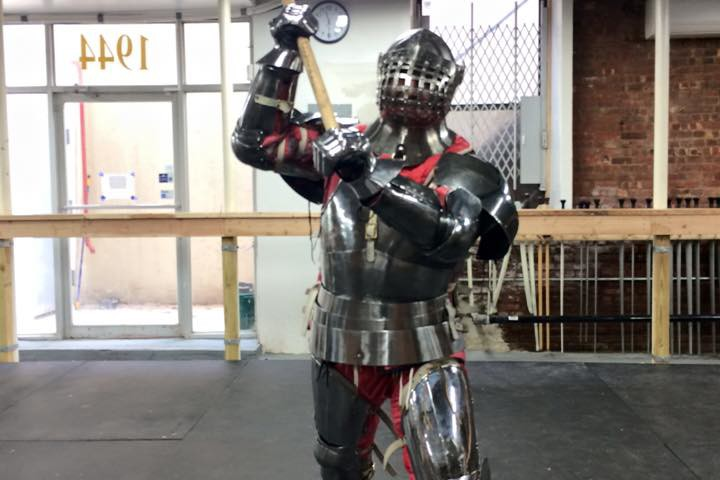 Intermediate Armored Combat League Sword Class Nyc