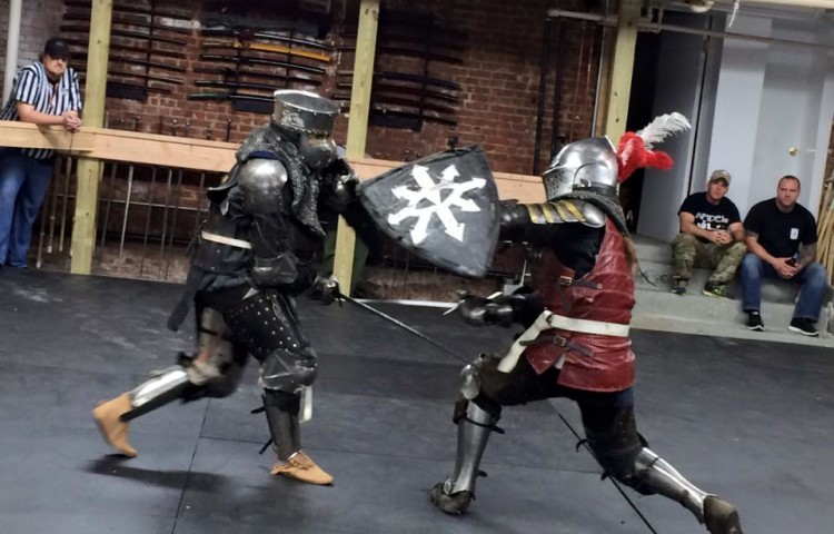 Intermediate Armored Combat League Sword Class Nyc