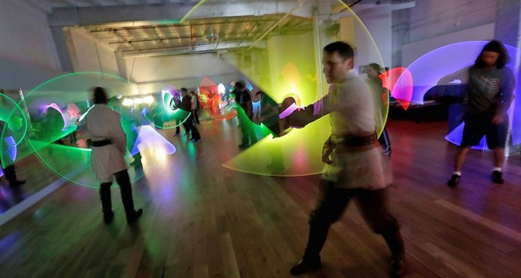 Teen&Youth Classes – Sword Class NYC